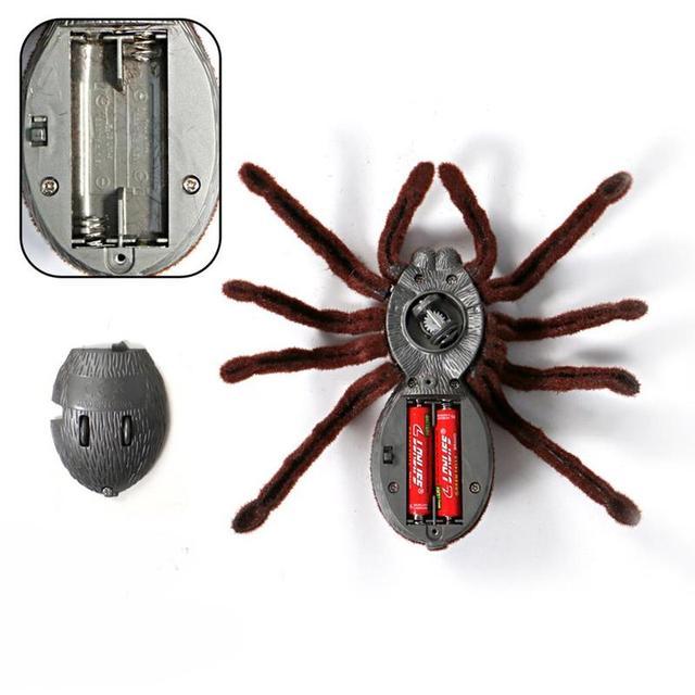 Купить новинка игрушка паук с инфракрасным пультом дистанционного управления картинки цена