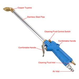Image 5 - Rondella per Auto moto spruzzatore pistola ad acqua ad alta pressione cura del motore Kit di strumenti per la pulizia dellolio 100cm tubo flessibile accessori per Auto per motociclette