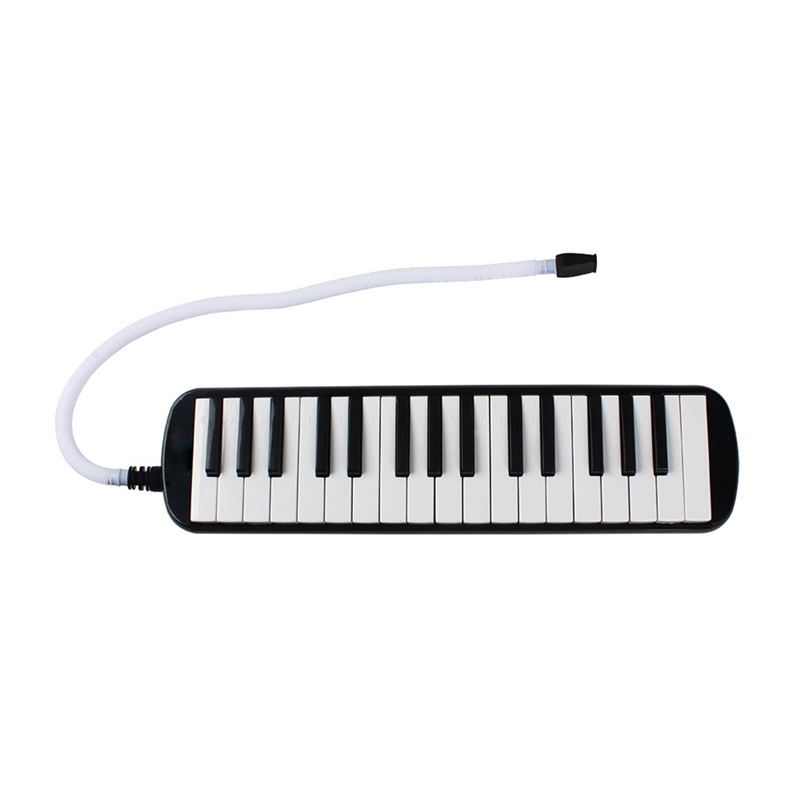 <font><b>32</b></font> <font><b>Keys</b></font> <font><b>Melodica</b></font> Piano Style <font><b>Melodica</b></font> Musical Education Instrument Educational Toy Gift For Children Kids And Music Lovers image