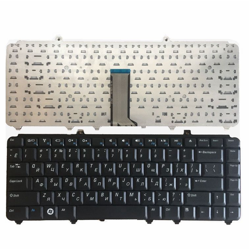 Keyboard For Dell Inspiron 1410 1420 1421 1521 1525 1520 1526 M1530 NK750 Silver