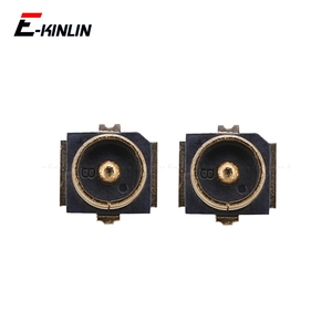 2pcs/lot Wifi Signal Antenna Flax Connector Socket On Motherboard For Xiaomi Mi 6 5S 5 A1 A2 Redmi Note 4 4X 5A 2 3 For Huawei(China)