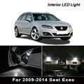 17x светодиодный светильник для багажника + внутренние купольные огни полный комплект для аксессуаров для сидений для 2009-2014 Exeo для Exeo ST