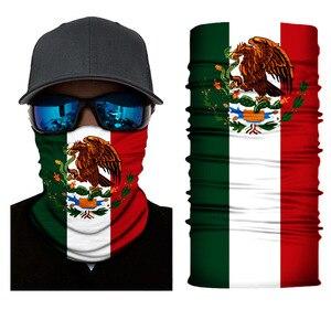 3D волшебный шарф шарфы с национальным флагом велосипедная походная ветрозащитная Шейная грелка гетра трубчатая бандана для лица маска для мужчин женщин мужчин повязка на голову