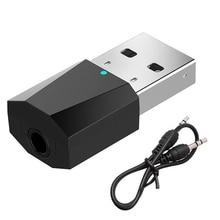 USB Bluetooth 4,2 стерео аудио передатчик 3,5 мм аудио кабель для ТВ, ПК, Bluetooth динамик, наушники, iPod, CD плеер
