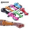 Bicaster Archery Arm Guard 7 color options for Traditional Hunting Recurve Bows Shooting Training Protector 1