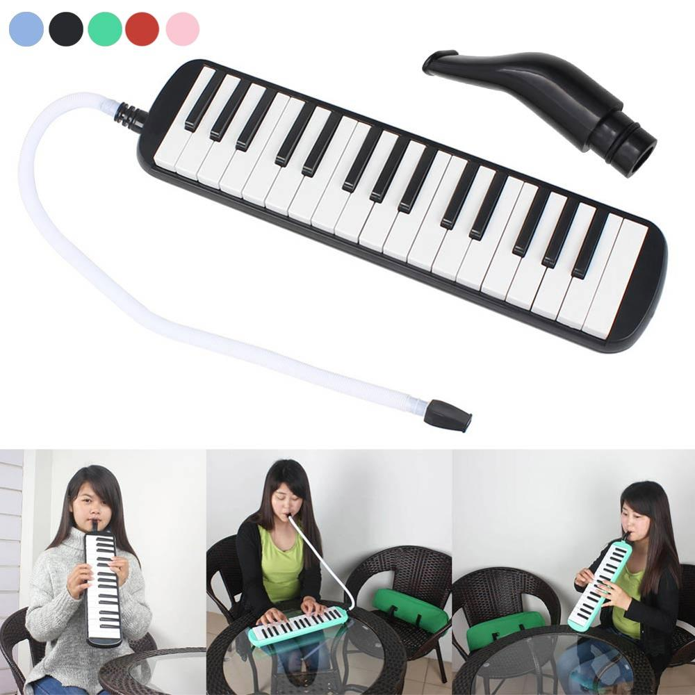 32 Piano Keys Melodica Musical Instrument For Music Lovers Beginners Gift With Carrying Bag FI-19ING