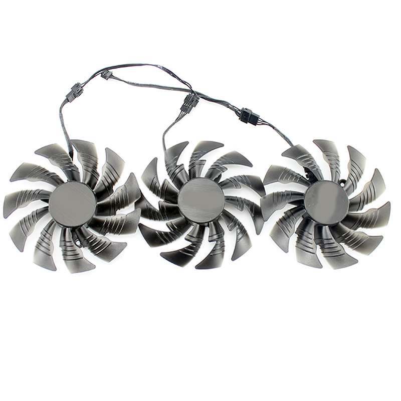 95mm For Gigabyte GTX 1060 1070 1080 1080ti AORUS Video Card Cooling Fan image