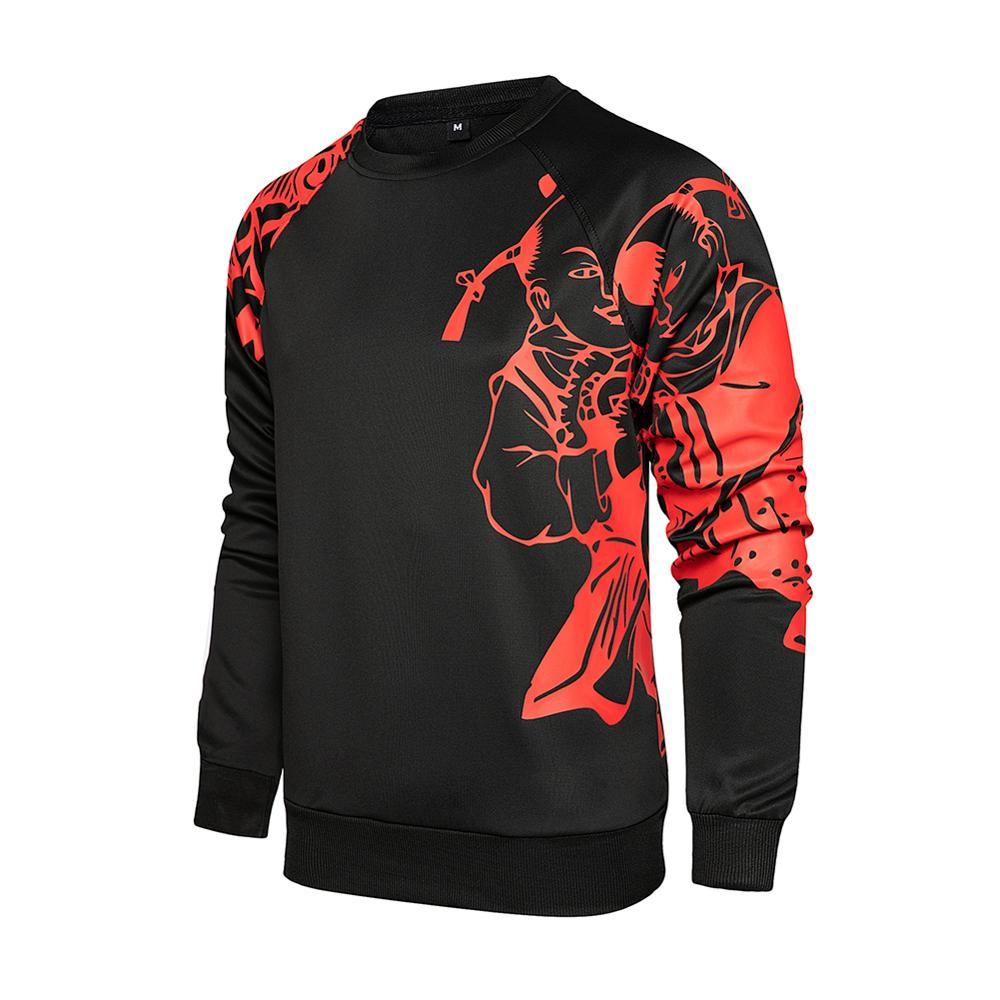 One Piece Hoodies 3D Print Hoodie Sweatshirt Men 2020 Outfit Tracksuit Fleece Hoodies Sweatshirts Autumn Winter Warm Pullover