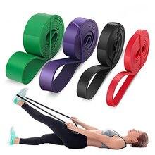 208 см резинки для фитнеса латексные тянущиеся Резиночки тренировок