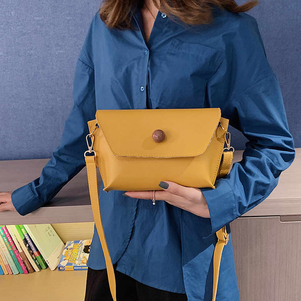 New Women's Bag Wild Fashion Foreign Small square package crossbody shoulder messenger bags Anti Theft Chest Bag bolsa feminina