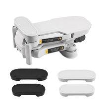 Suporte do estabilizador da hélice para dji mavic mini/mini 2 drone lâmina adereços fixos protetor de transporte capa macia montagem acessórios
