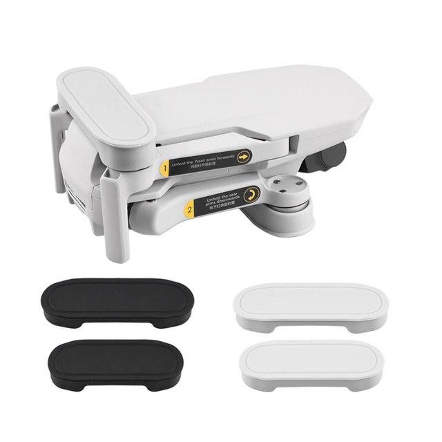 Support de stabilisateur dhélice pour DJI Mavic Mini/Mini 2 Drone lame accessoires fixes protecteur de Transport couverture souple accessoires de montage