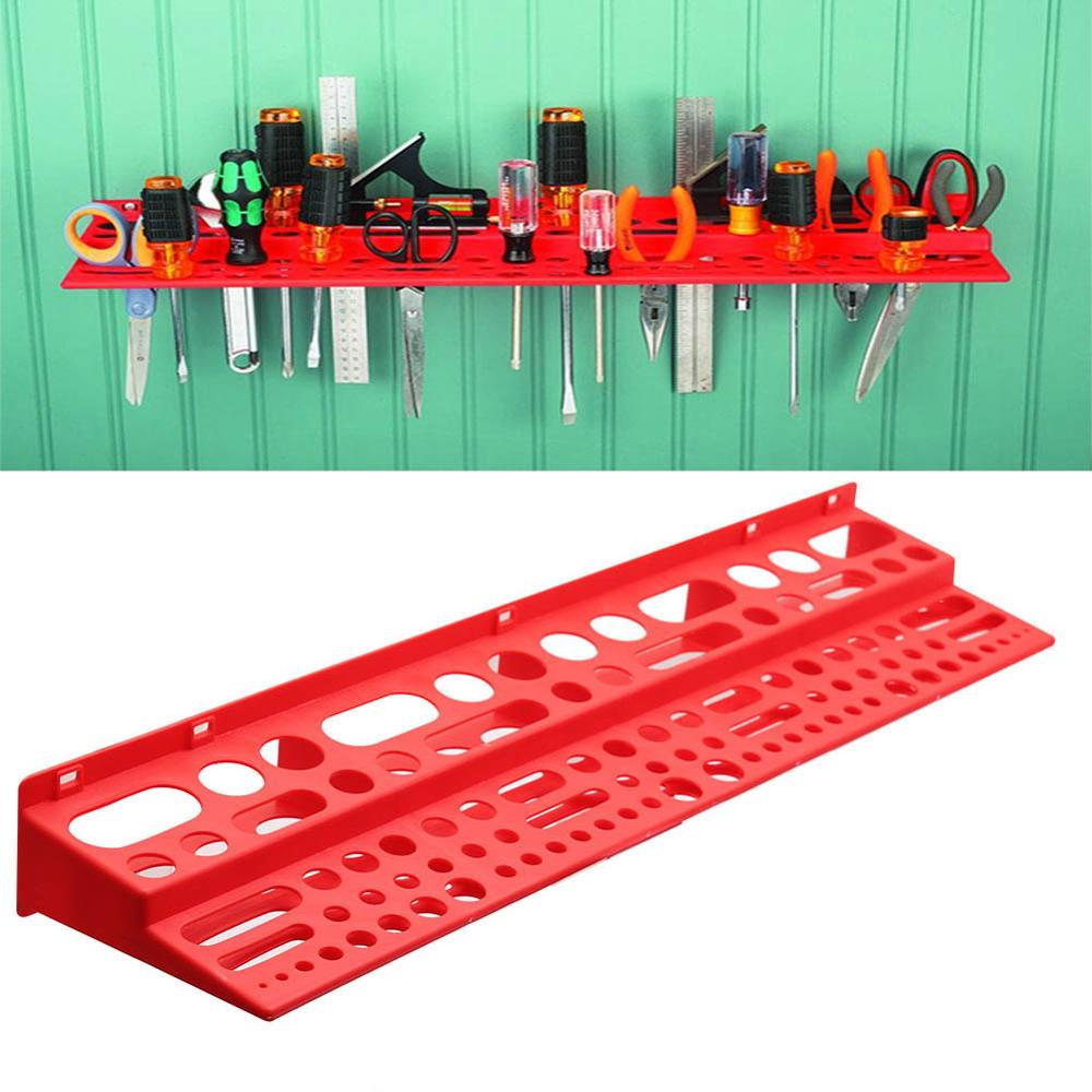 Tool Box Hardware Tools Hanging Board Screw Wrench Classification Component Parts Box Storage Box Garage Workshop Storage Rack