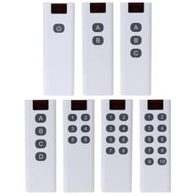Universal Wireless Learning Code Digital Remote Controller T
