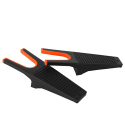 1PC 2PCS Boot Jack Puller Shoes Remover for Cowboy, Waders and riding Boots Outdoor Camping Tool