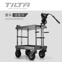 TILTAอุปกรณ์เสริมสำหรับภาพยนตร์รถเข็นDolly Director Cartสำหรับฟิล์มวิดีโอTT TCA01 อะไหล่