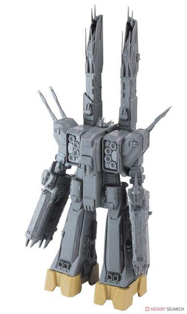 1/4000 SDF-1 MACROSS STORM ATTACKER TYPE 영화 VER 모바일 슈트 조립 모델 키트 액션 피규어 플라스틱 모형 완구 (318)