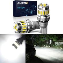 Bombilla LED para coche, luz de marcha atrás T15 W16W Canbus 912, para Hyundai Tucson IX35 IX25 Santa Fe Sonata 9 Tucson 2015 2016 2017, lámpara, 2 uds.