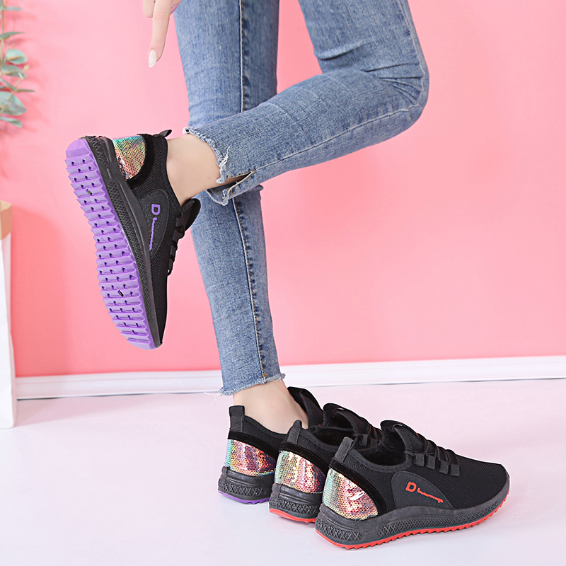 High Quality Fashion Women Black Red Vulcanize Shoes Casual Comfortable Shoes Woman Plus Velvet Keep Warm Ladies Shoes Sneakers