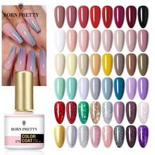 BORN PRETTY – Vernis gel holographique brillant pour ongles, à insérer dans l'appareil à UV LED, disponible en 120 couleurs, capacité 10ml
