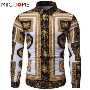 Fashion Luxury Royal Shirt Kor