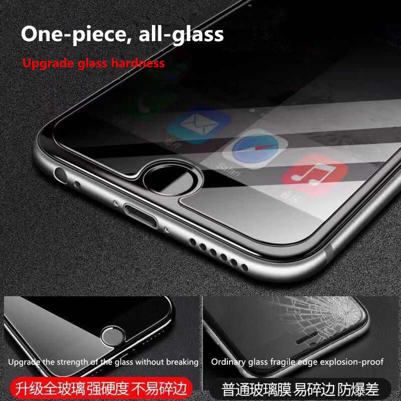 مكافحة التجسس الزجاج المقسى لسامسونج غالاكسي S8 S9 S10S10E S8/S9/S10 زائد واقي للشاشة فيلم ل Note8 9 10 j4 زجاج واقي