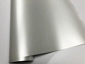 Image 2 - רכב סטיילינג כרום פרל קרמיקה לבן ויניל לרכב גלישת פרל מט לבן סאטן סרט עם גודל: 10/20/30/40/50/60x152cm