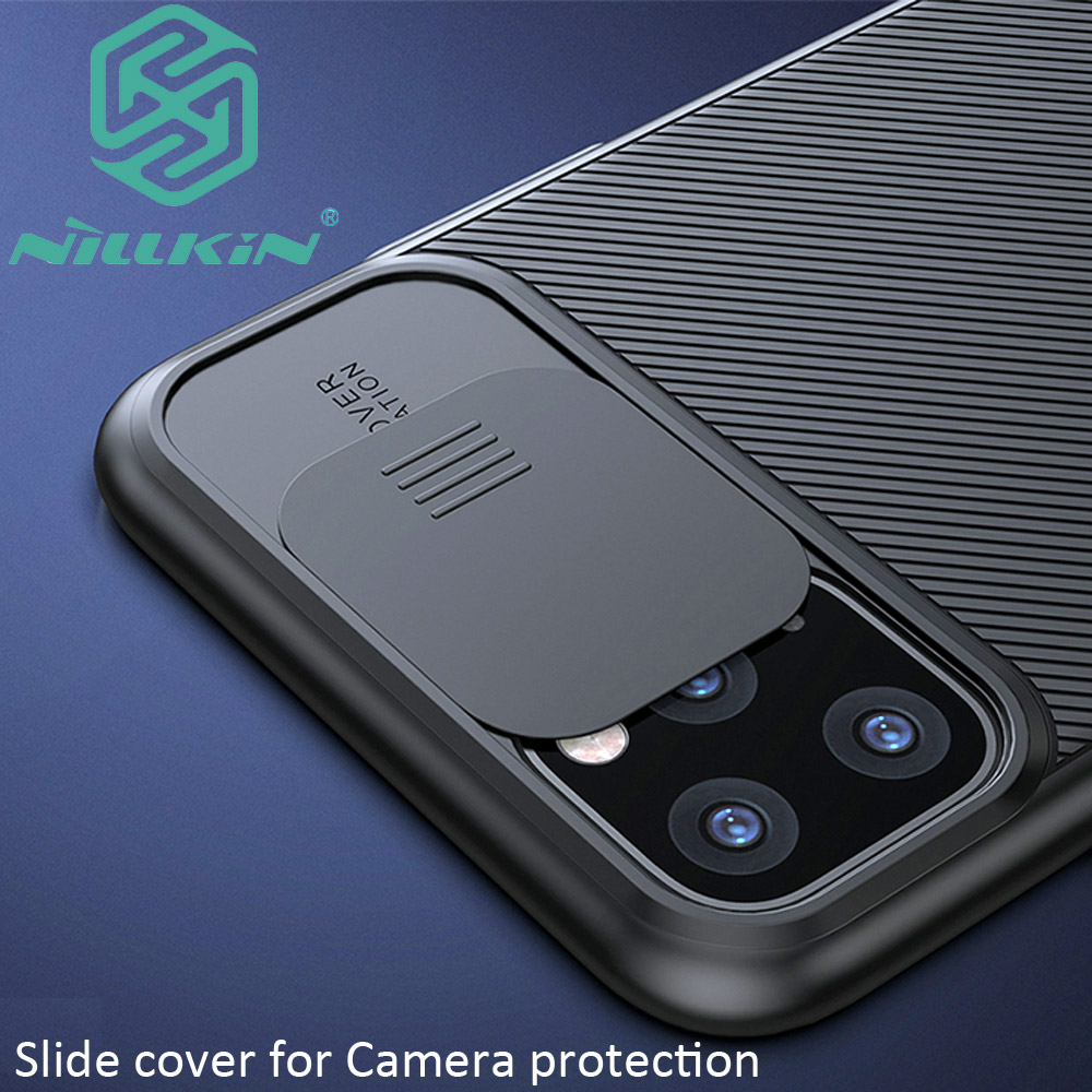 Camera Protection Case For iphone 12 /Pro /Max NILLKIN Camshield Slide Protect Cover Lens Protection Case For iphone 11 Pro Max