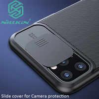 Funda protectora de cámara para iphone 11/Pro/Max NILLKIN funda protectora de deslizamiento funda protectora de lente para iphone 11 Pro Max