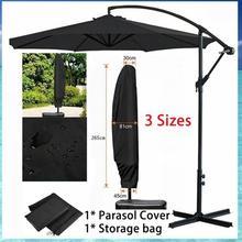 Parasol-Cover Sunshade Large Oxford-Cloth 210D 265cm/205cm