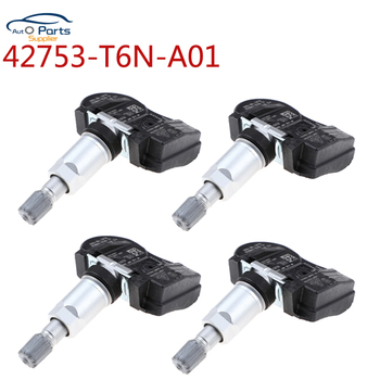 4pcs For Honda For 2018 2019 2020 Acura TLX 433MHZ TPMS Sensor Tire Pressure Monitor 42753-T6N-A01 42753-T6N-TBD