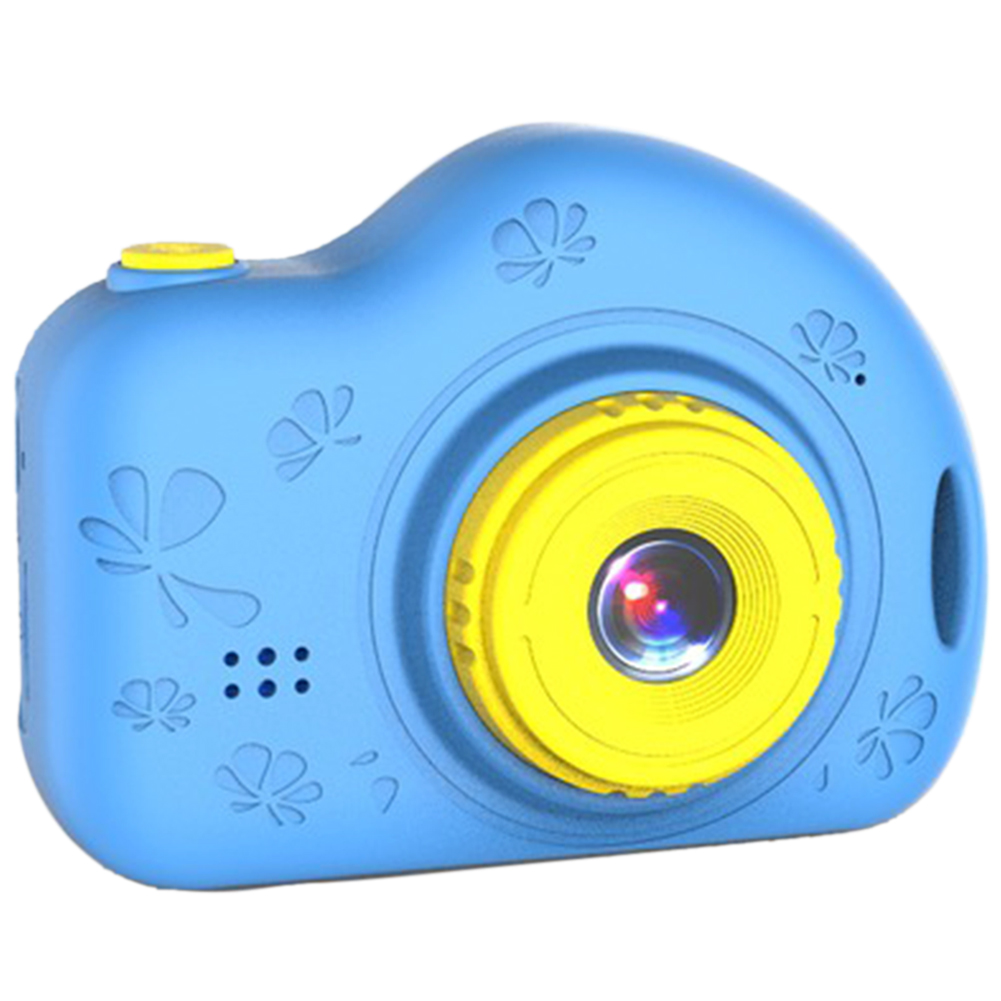 Gift Cute LCD Screen Toy ABS Portable Easy Operate Kids Camera Video Recording Funny Photo Mini Bluetooth Children Song