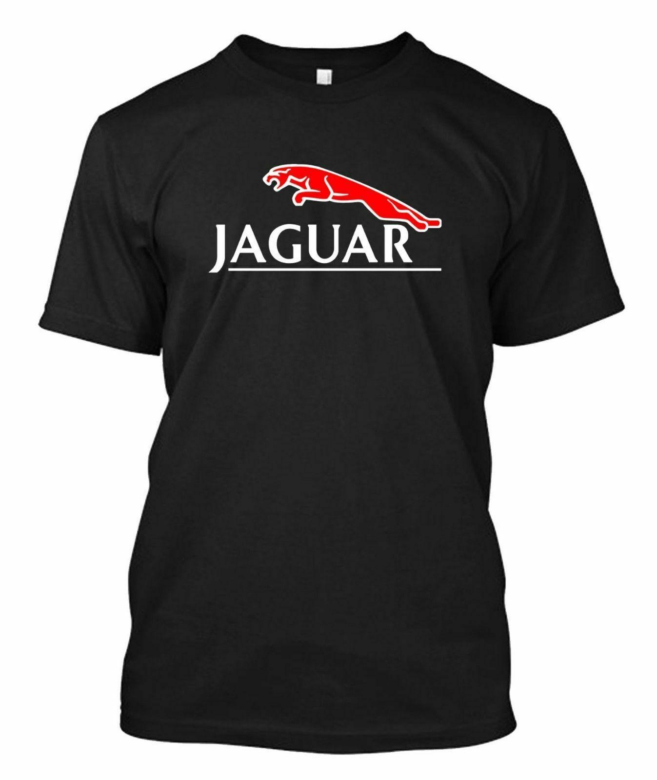 Man'S New Jaguar Racing Automotive Car Racing T-Shirt Tee Unisex Size S-3XL