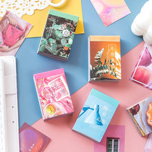 50pcs/lot Kawaii Stationery Stickers flowers Diary Planner Decorative Mobile Stickers Scrapbooking DIY Craft Stickers
