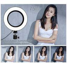 6in с регулируемой яркостью переносной светодиодный фон для
