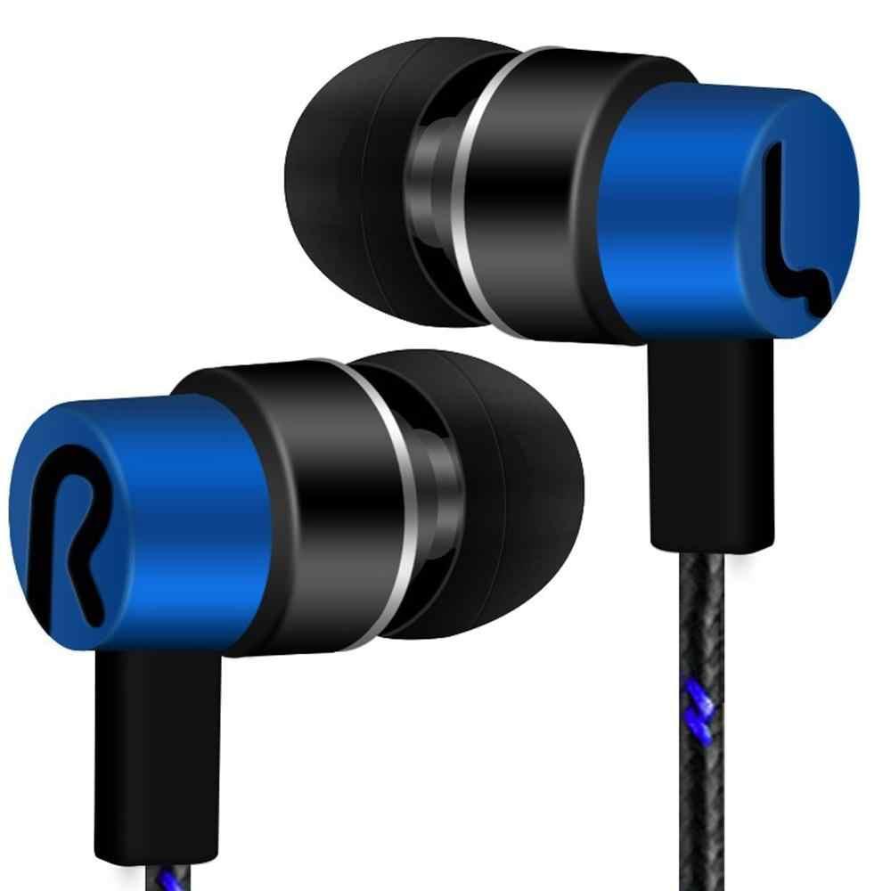 3.5mm אוזניות אודיו שקע אופנה סופר בס סטריאו ב-אוזן ספורט אוזניות אוניברסלי נייד טלפון מחשב MP3 אוזניות