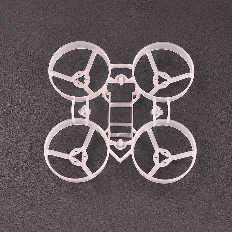 Happymodel Mobula6 Brushless Piccolo Whoop Kit Telaio Per UR65 US65 UK65 Coperta FPV RC Drone Parte FAI DA TE Accessoriesmobula 6