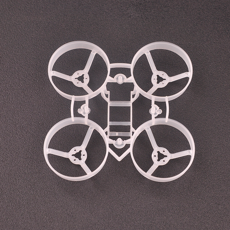 Happymodel Mobula6 Brushless Tiny Whoop Frame Kit For UR65 US65 UK65 Indoor FPV RC Drone Part DIY Accessoriesmobula 6