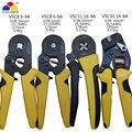 VSC8/10/11 обжимные клещи высокой точности для 0 08-16mm2 трубки иглы Тип обжимные клещи-регулировочные инструменты для обжима контактов
