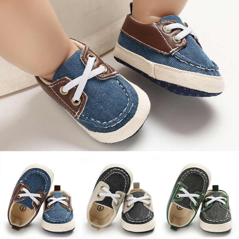 Newborn Toddler Baby Boy Girl Soft Lovely Comfortable Sole Cotton  Crib Shoes Casual Sneaker Sport Shoes Patchwork Shoes 0-18M