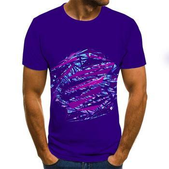 Sommer Neue männer T-shirt Ms. Bee 3D Sweatshirt 3D Druck Persönlichkeit Kurzarm Hip Hop Oansatz Top