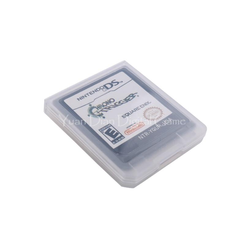 Для Nintendo DS 2DS 3DS картридж для видеоигр консоль картридж хронограф триггер английский язык американская версия