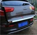 Нержавеющая Задняя дверь багажника крышка багажника Накладка для Kia Sportage R 2011-2015