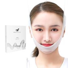 Face-Lift-Mask Reusable Bandage Care Chin Skin-Shape V-Face Thinning Slimming Silicone