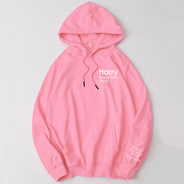 HARRY WORLD TOUR 2018 THEMED HOODIE (6 VARIAN)