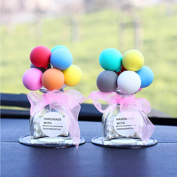 global wide colorful car birthday wedding desk decoration balloon home kawaii cake decoration accessories room gift desk decor image