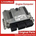 Оригинальный двигатель  компьютерный модуль управления двигателем  блок управления ECU для Peugeot 207cc 308 1 6 3008 C4 RCZ DS5 308CC DS4