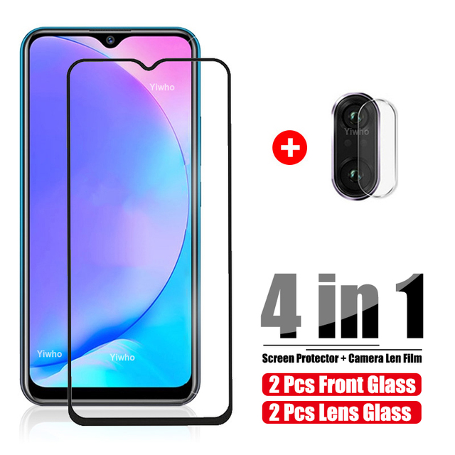DESHENG Clear Screen Protector 100 PCS 0.26mm 9H 2.5D Tempered Glass Film for Galaxy C7 Pro Glass Film