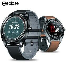 Nowy Zeblaze NEO Series kolorowy ekran dotykowy inteligentny zegarek ciśnienia krwi tętno zdrowia kobiet odliczanie odrzucenie połączenia WR IP67