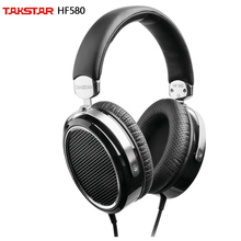 Takstar HF 580/HF580 casque stéréo planaire Ultra grand diaphragme planaire faible distorsion puissant LF full MF transparent HF